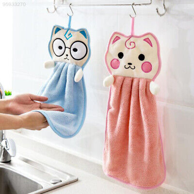 7181 Blue Pink Dish Towels Colorful Strong Water Absorption Rub The Towel Towel