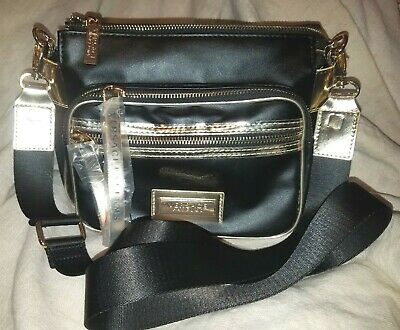 highly praised san francisco search for clearance NEW 100% GENUINE Women's Versace Parfums Purse Black & Gold ...