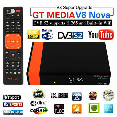 FULL HD COMBO Freeview & Freesat Receiver Recorder TV