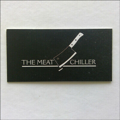 The Meat Chiller Dromana 0359818740 Business Card (Busc2)