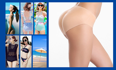 Lady Full Body Sexy Silicone Padded Buttock Shaper Hip Enhancer Underwear 3 Size