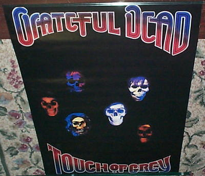 GRATEFUL DEAD Touch of Grey Vintage Poster
