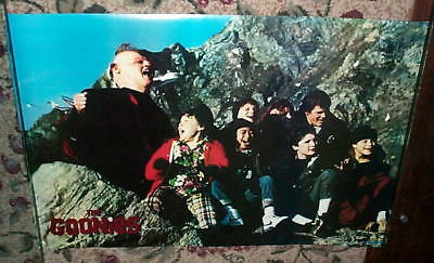 THE GOONIES Vintage Movie Poster in NEW CONDITION