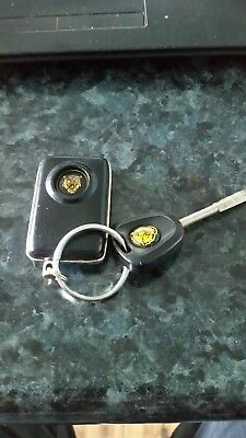Genuine Jaguar Remote Fob Jaguar Xj6  Etc One Button