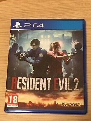 Resident Evil 2 Remake Ps4 italiano Play Station 4