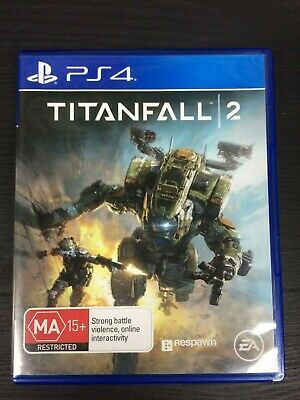 Titanfall 2 - PS4 PlayStation 4 Game - Very Good Condition