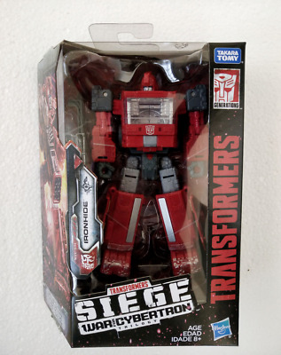 Hasbro Transformers SIEGE War for Cybertron Deluxe Class WFC-S21 Ironhide