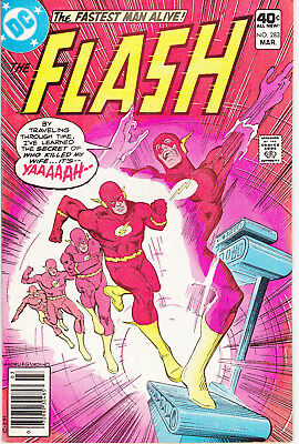 Flash 283 - Reverse-Flash App (Bronze Age 1980) - 8.5