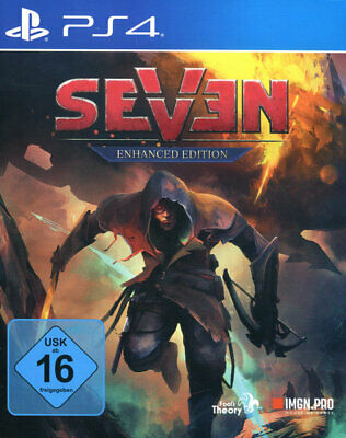 Seven - The Days Long Gone (Enhanced Edition) (Playstation 4 - NEU)