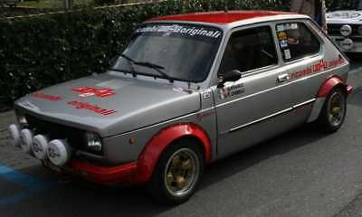 Kit Barra Duomi Anteriore Front Bar Fiat 127 147 Gr.2 Rally Racing Parts