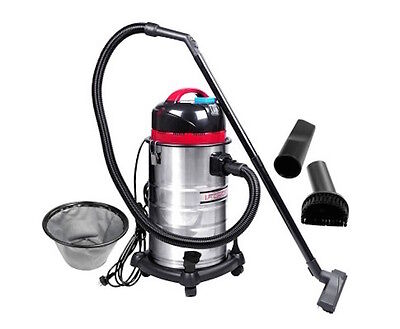 Wet Dry Vacuum Cleaner Bagless 30L Industrial Commercial Domestic Cleaner NEW