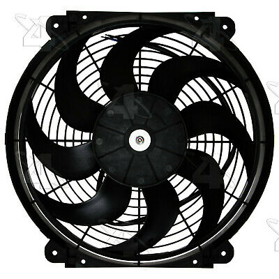 Electric Fan Kit fits 1969-2009 Volvo 245 V70 242,244  PARTS MASTER/FOUR SEASONS