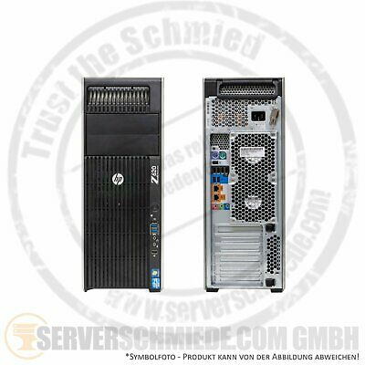 HP Z620 2x Intel XEON E5-2600 v1  v2 PCIe x16 3.0 High End Workstation -CTO-