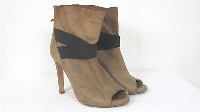 561b2279e9f Latitude Femme Womens Ankle Boots Booties Leather Size 39.5 / US 9.5 Italy