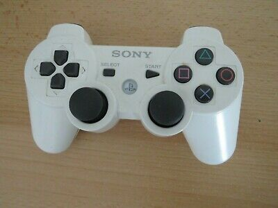 ps3 controller White  wireless