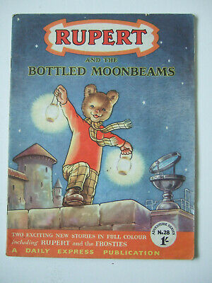 RUPERT BEAR-THE ADVENTURE SERIES-No 28