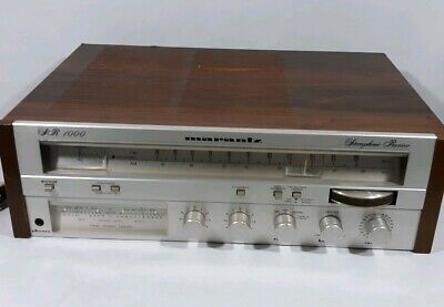 Marantz SR 1000 Stereo Receiver Sounds Great