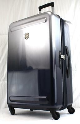 "Victorinox Etherius Gradient Large 29"" Hardside Spinner Suitcase Navy Silver"