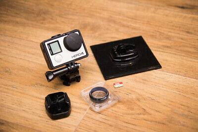 GoPro HERO4 Black Camera - Music Edition (Includes 64GB Micro SD Card)