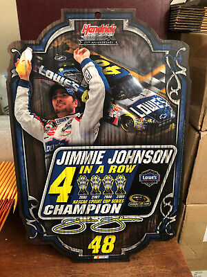 13169c57d27c JIMMIE JOHNSON #48 Lowes 2009 '09 1:64 Action Kid Series Diecast ...