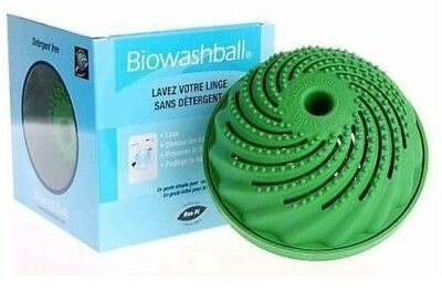 Lot de 2 BIOWASHBALL® Originale boule de lavage sans lessive  machine à laver