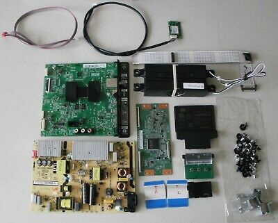TCL 55S401 REPAIR kit includes main board, power supply