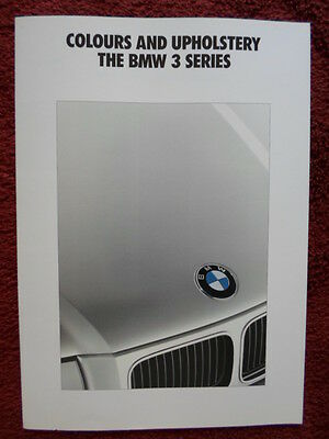 BMW 3 SERIES TOURING 2002 2003 UK Mkt Prestige Sales Brochure Prospekt E46