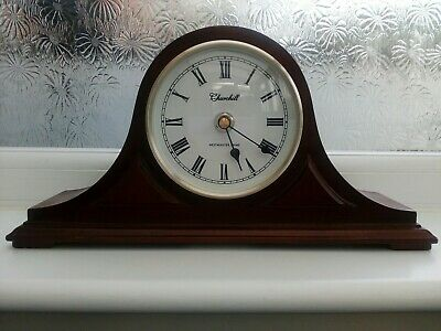 Churchill Napoleon Mantel Clock/Westminster Chime 07031 Quartz