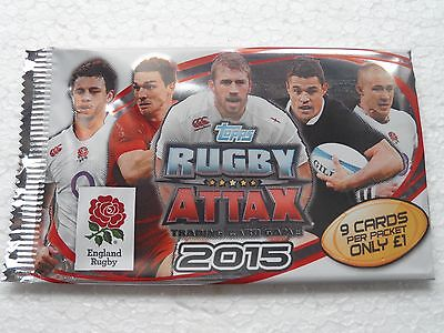 Topps Rugby Attax 2015 Star Player & Legend Cards - see list