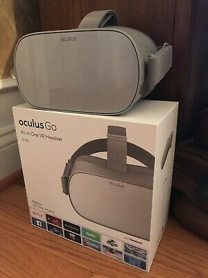 Oculus Go 32GB VR Headset - All Accessories Included