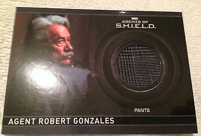 Agents of Shield Season 2 Costume Card CC14 Agent Robert Gonzales Pants 007/425