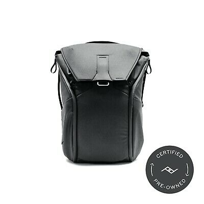 Peak Design Everyday Backpack 30L (Black) - PD Certified