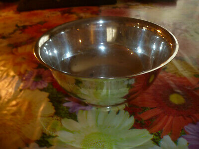 TIFFANY & CO Makers #23616 Sterling Silver Bowl
