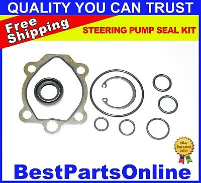 Power Steering Pump Seal Kit for Ford Escape 01-04 Nissan 240SX 91-98