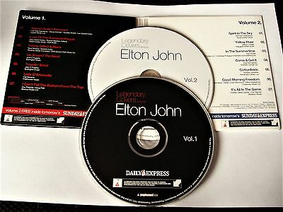 Elton John A Collection Of Covers From 1969/70 2 Cd Collection Daily Express