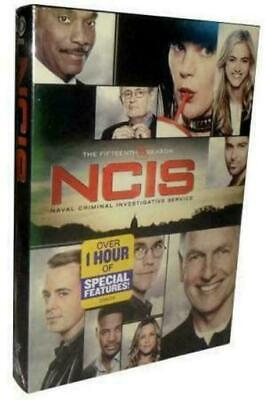 NCIS Season 15 DVD New Sealed UK Compatible with Special Features
