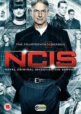 NCIS Season 14 DVD New Sealed UK Compatible 1st Class Post