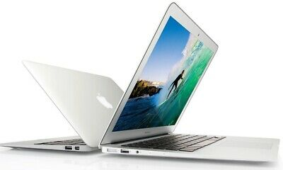 "Apple MacBook Air 11"" Core i5 1.7GHz 8GB UPGRADED RAM 64GB MD223LL/A A1465 2012"