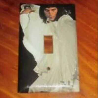 FREDDIE MERCURY of QUEEN GLAM ROCK LEGEND Light Switch Cover Plate