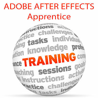 ADOBE AFTER EFFECTS Apprentice Part 3 - Video Training