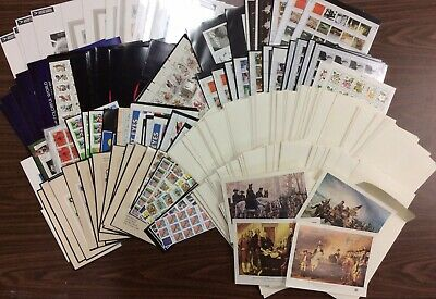 Discount Stamps: $1,034.48 Face Value, Lot Of Mint Sheets, New Condition