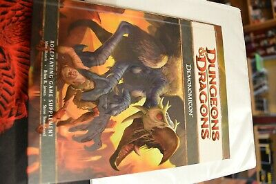 D&D Demonomicon 4th ed BRAND NEW dungeons & dragons