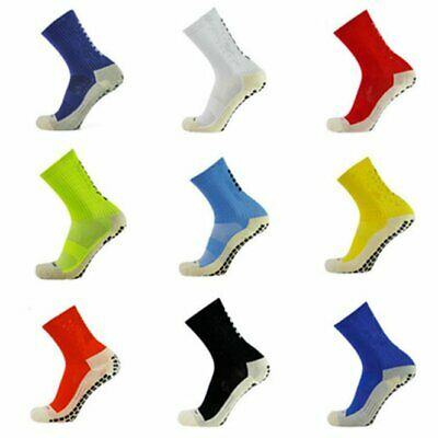 CCD - Football Socks - Anti Slip -  Non Slip Grip Pads Sports - UK Stock