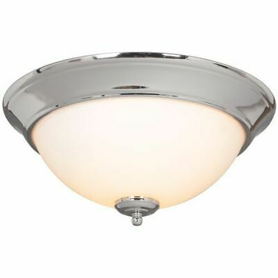 NEW Jeremiah X1213-PLN 2 Light 13 inch Polished Nickel Flushmount Ceiling Light