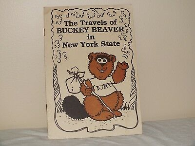 The Travels Of Buckey Beaver In New York State