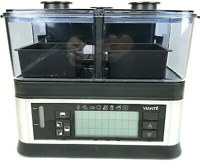 Viante Electric Intellisteamer Automatic Food Steamer Household CUC-30ST
