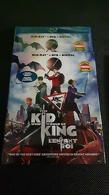 The kid who would be king Blu-ray + DVD + digital