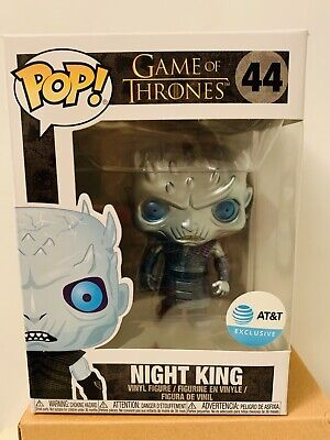 Funko Pop Night King Game Of Thrones exclusive limited edition AT&T #44