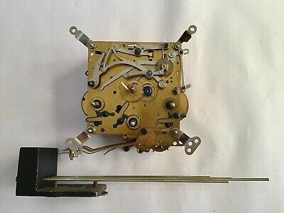 Westminster Chime Movement & Chime Rods for 1940s Junghans Mantle Clock Used