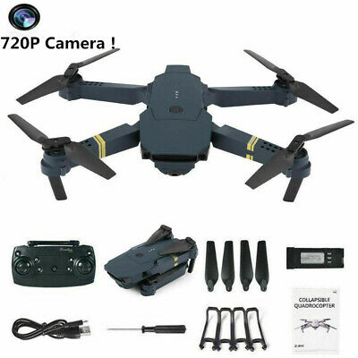 Drone x  2.4G Selfi WIFI FPV With 720P HD Camera Foldable RC Quadcopter Toy